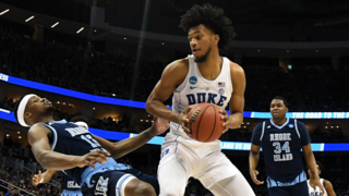 Duke's Marvin Bagley lll on lessons learned in his first NCAA Tournament
