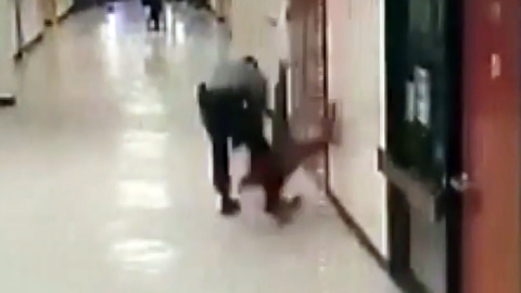 Vance County deputy who slammed student to ground gets jail time