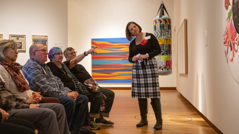 How one NC museum is using art and music to unlock memories in people with dementia
