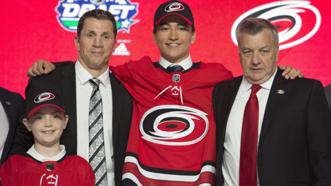Suzuki among 26 players in Canes' prospects camp
