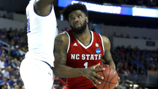 NC State's Lennard Freeman: 'It has been a journey I won't forget'