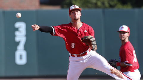 NC State's Will Wilson leads in-state contingent in MLB draft