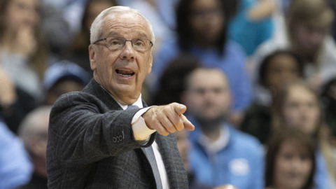 UNC's Roy Williams: 'One of these games we're gonna make a lot of shots, I hope it's in my lifetime'