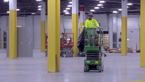 Amazon's new fulfillment center in Garner will place emphasis on robots