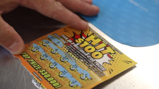 How are North Carolina lottery tickets distributed?
