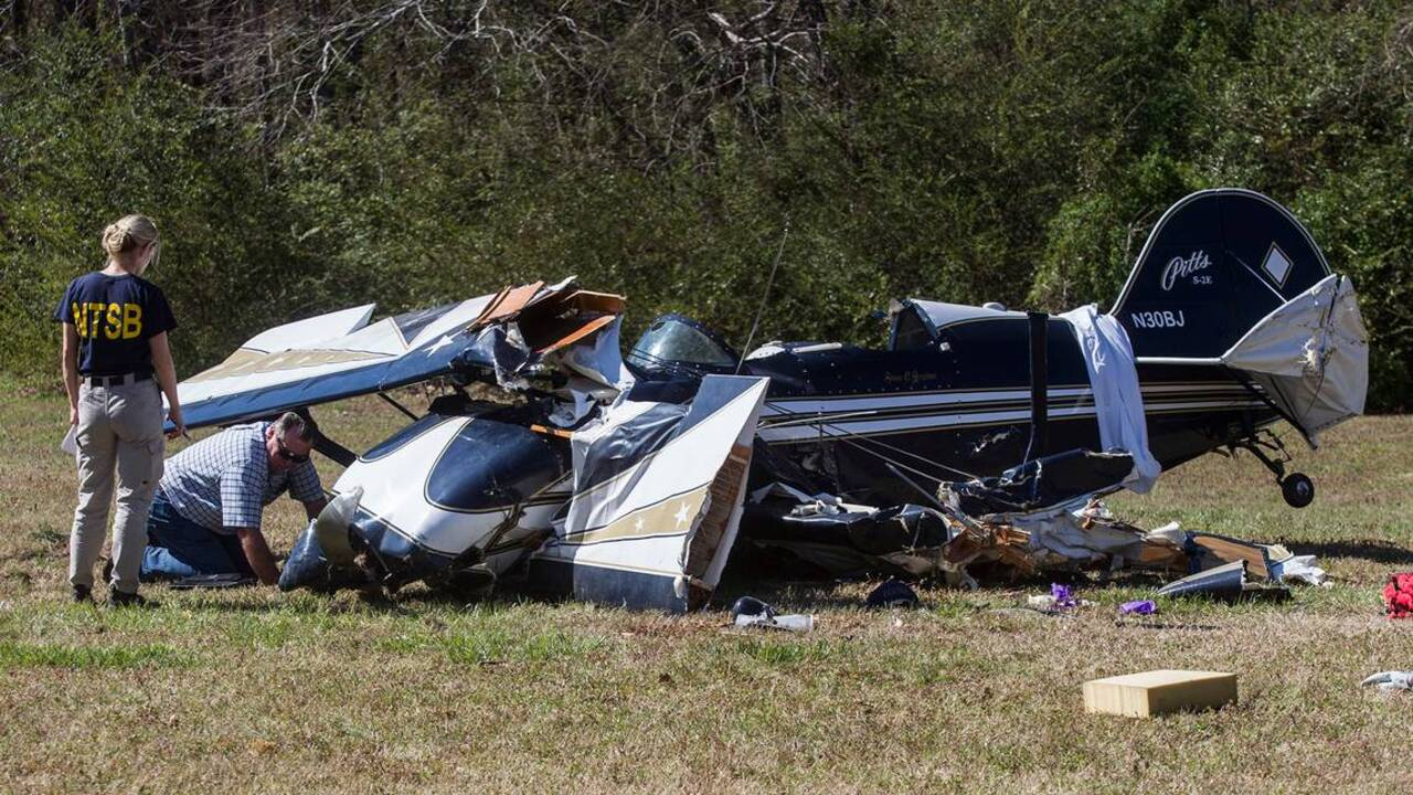 Apex plane crash to be investigated by the National