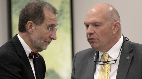Ex-chairman Harry Smith is making an early exit from UNC System Board of Governors