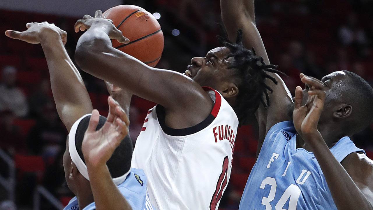 DJ Funderburk returns for NC State after two-game suspension