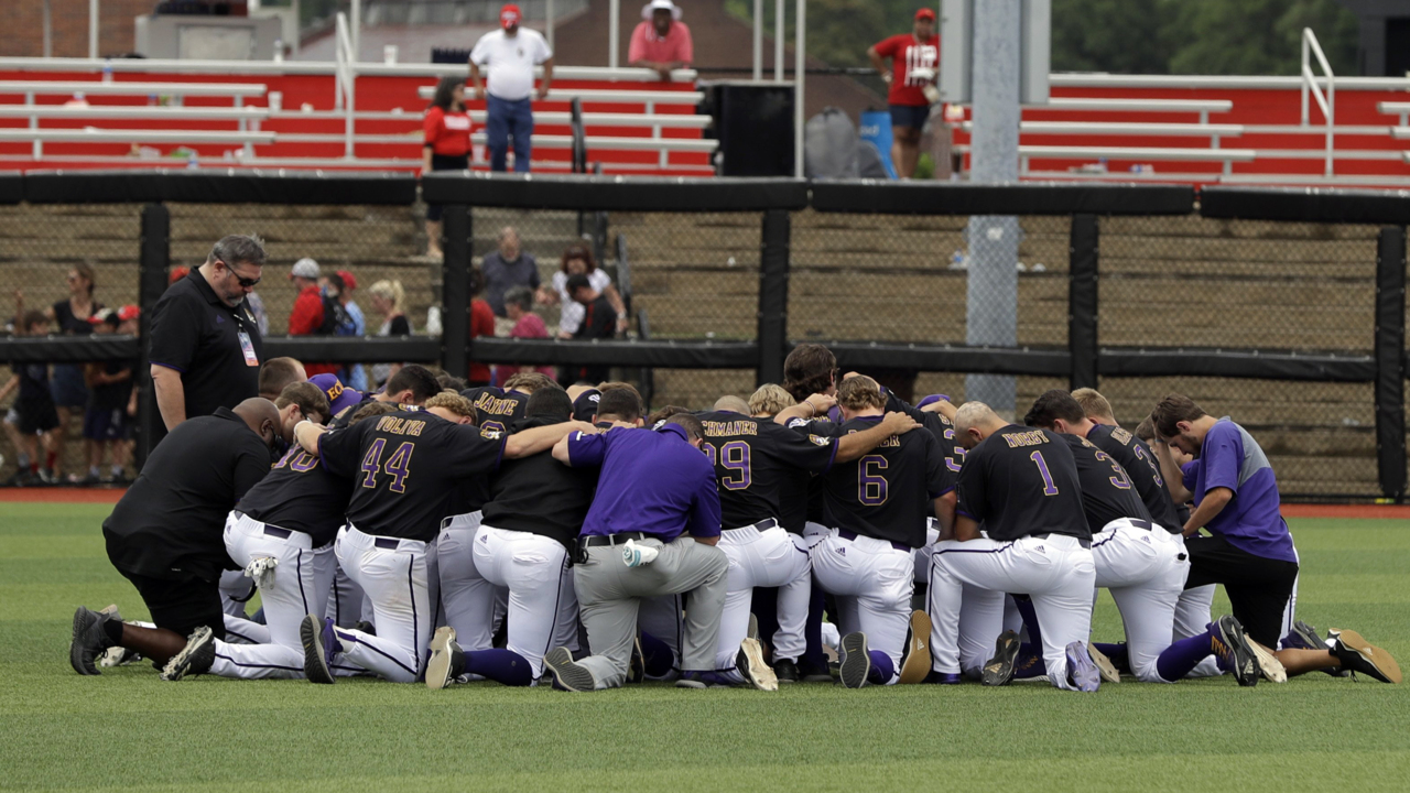 East Carolina avoids no-hitter but not super regional sweep