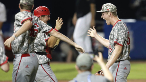 NC State's Avent: 'This is something you will never forget'