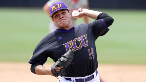 ECU's Jake Agnos: 'We are not done yet'