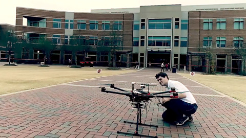 NC State lands new center to study 5G wireless and drones