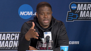 NC Central's Moton on his team after loss: 'They have absolutely nothing to be ashamed of.'
