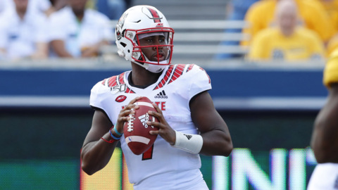 NC State's Doeren talks about play of quarterback Matt McKay