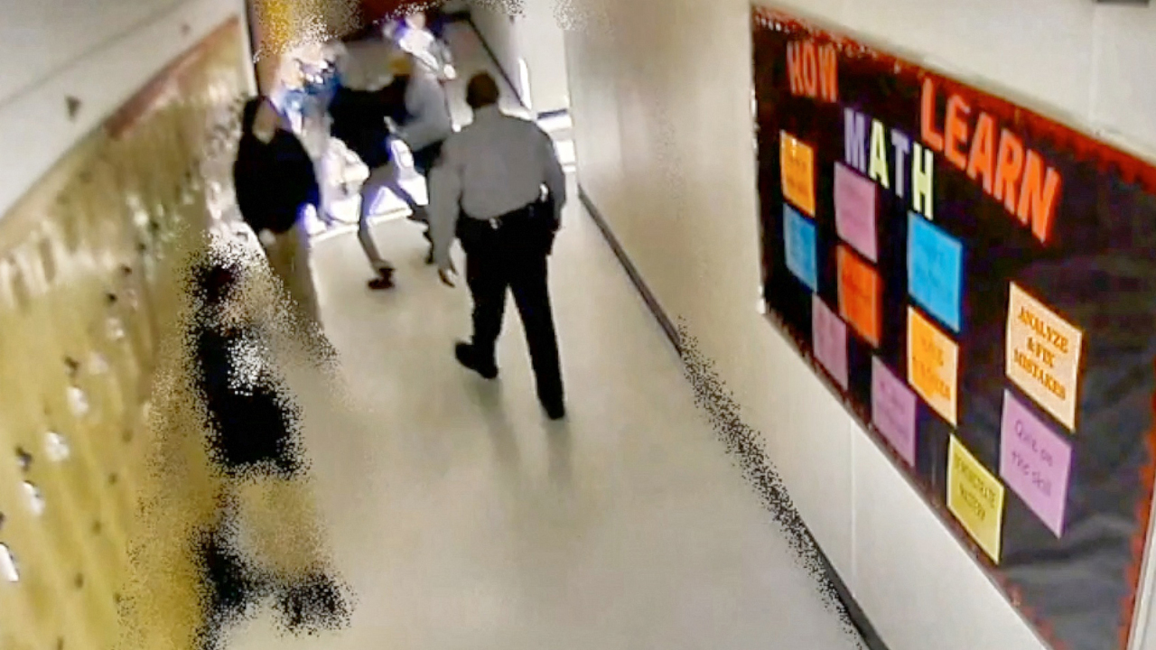 No charges for Vance assistant principal shown shoving 12-year-old into locker