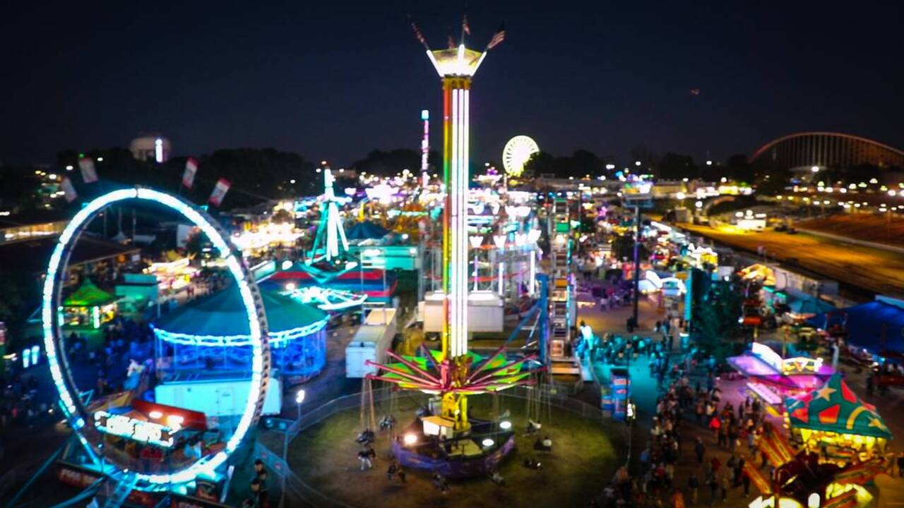 The NC State Fair plus 21 festivals we can't wait for this fall