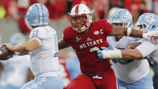NC State's Bradley Chubb is ready for the NFL draft