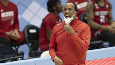 NC State's Keatts says Wolfpack fought hard in loss to Carolina