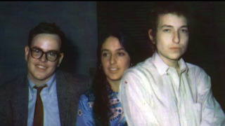 Rare 1965 audio of Bob Dylan and Joan Baez in Raleigh before concert at Reynolds Coliseum
