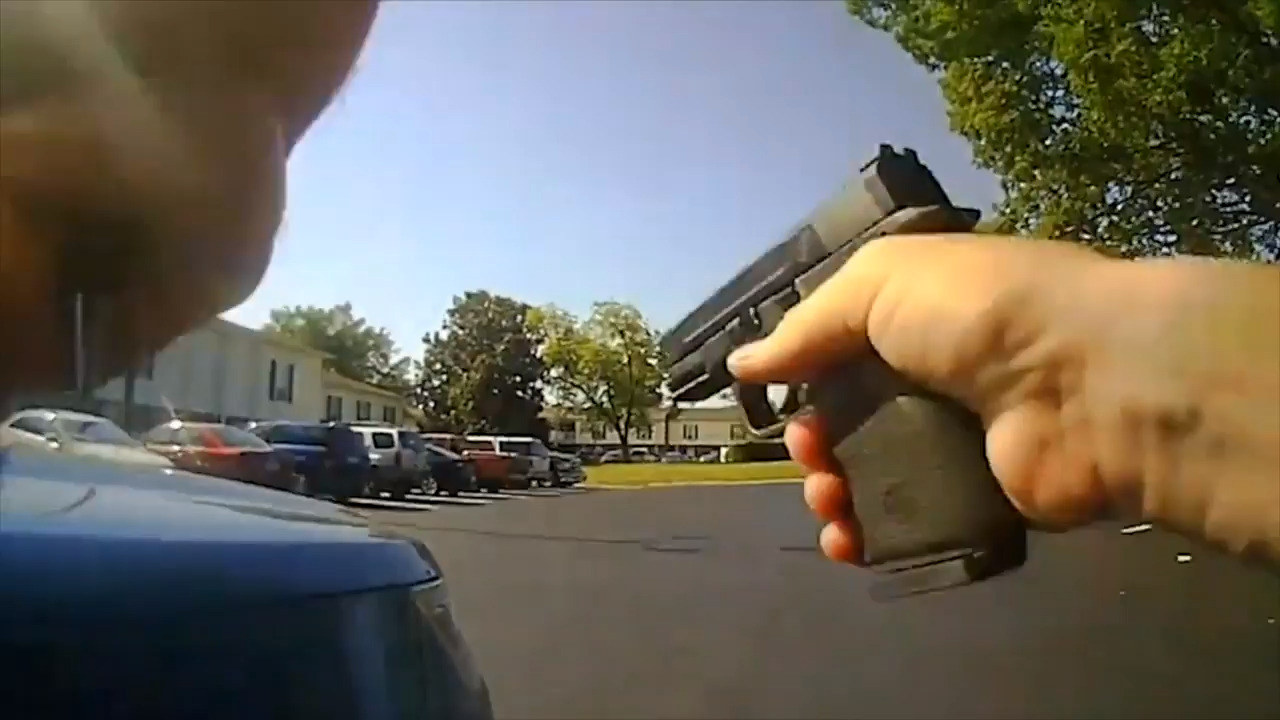 Raleigh Police Body Camera Footage Of Police Shooting