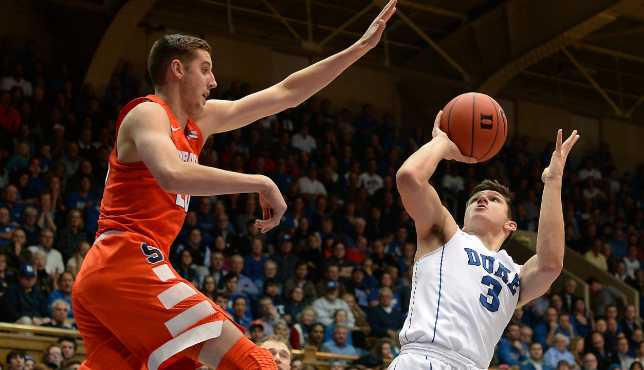 Preview The Duke Syracuse Ncaa Sweet 16 Basketball Matchup Myrtle