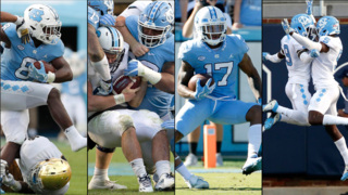 Get ready for UNC football