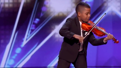 Downtown Raleigh knows this 11-year-old has talent. Next stop: 'America's Got Talent.'