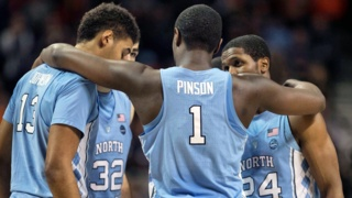 UNC's Williams on the strength of the ACC: 'Guys, the ACC is frickin' a really, really, really...good league'