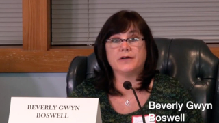 2014 video shows Beverly Boswell talking about providing 'nursing skills and medical care'