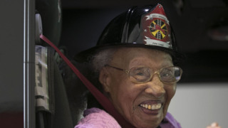 How would you celebrate your 103rd birthday?