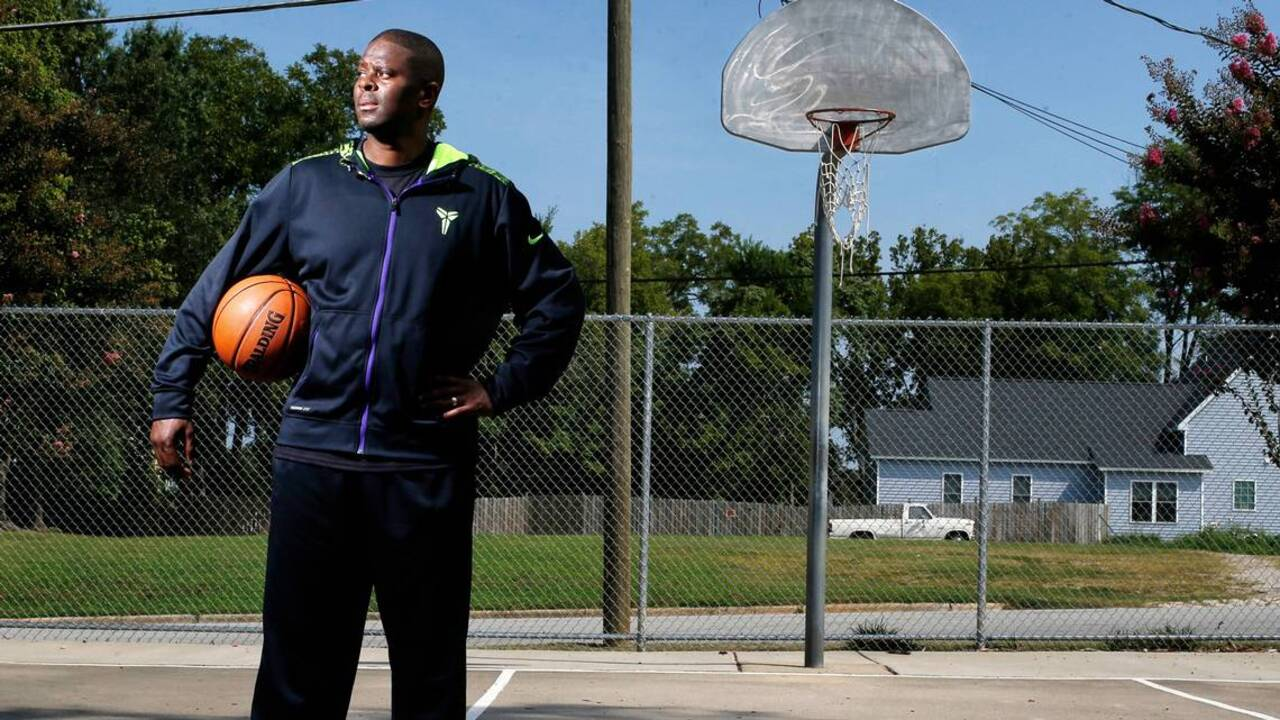 NCCU coach LeVelle Moton always remembers his roots. His impact goes beyond basketball.