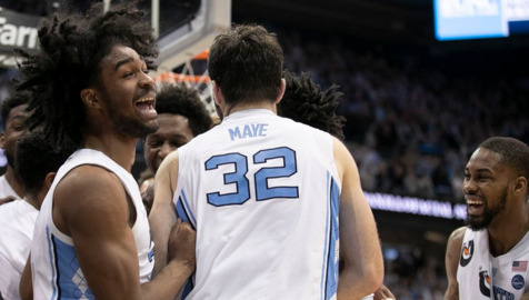 UNC's Coby White reveals favorite Duke-Carolina game, and it's not what you'd expect
