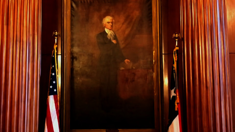 NC county removes portrait of famed judge and slavemaster from courthouse wall