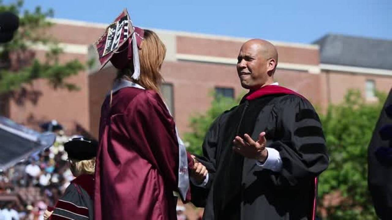 Sen. Cory Booker, possible 2020 presidential candidate, endorses Hawkins for NC House