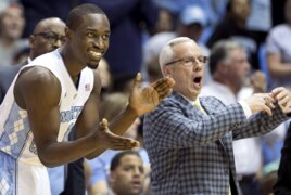 UNC's Roy Williams on Theo Pinson: 'I'll miss the sucker'