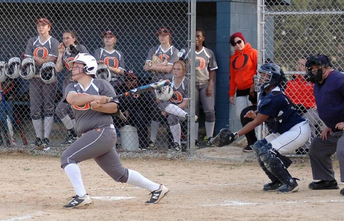 Orange's Mia Davidson wins second N.C. Gatorade softball player of the year award