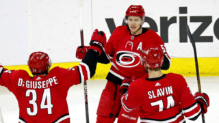 Canes' Skinner: 'You're always ready to go when you're playing well'