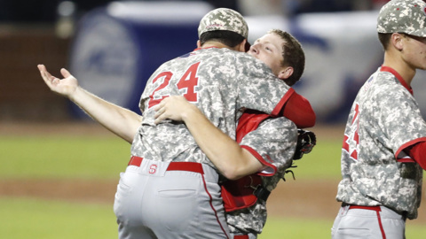 NC State's Brad Debo says this is one of the greatest comebacks he has been a part of