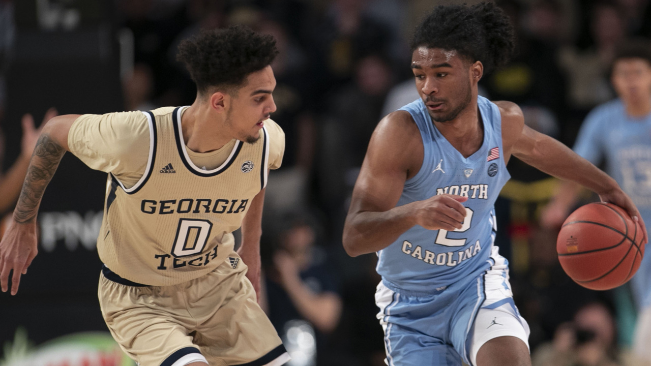 1e07433530e Five observations from North Carolina s 77-54 blowout victory over Georgia  Tech