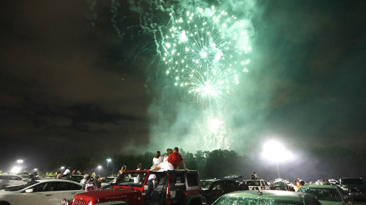 Your ultimate guide to July 4th fireworks and festivities in the Triangle