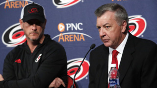 New Hurricanes manager Don Waddell says changes are coming to roster