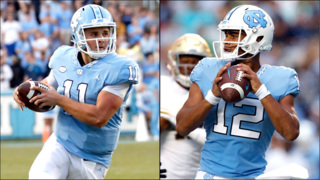 UNC's Larry Fedora on choosing a starting quarterback