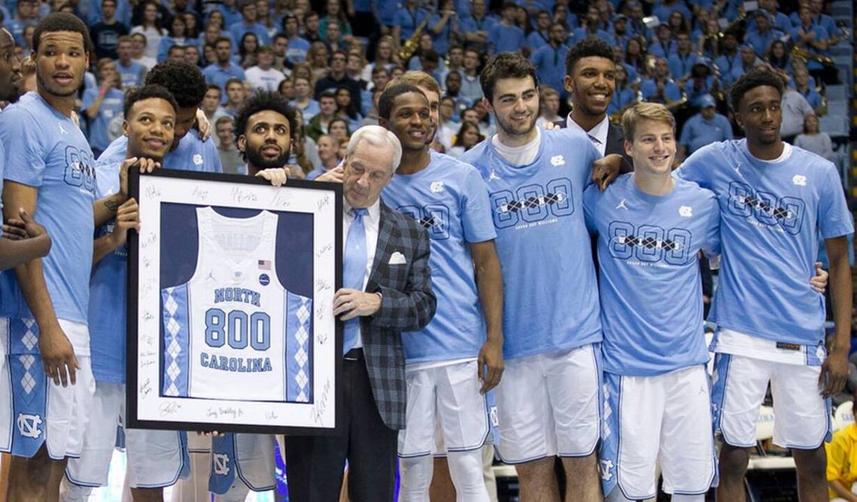 50 Years Ago Roy Williams Did Something Weird At Duke And Decided