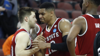 NC State's Allerik Freeman: 'Every bit of what I was doing out there was just because I didn't want to go home'