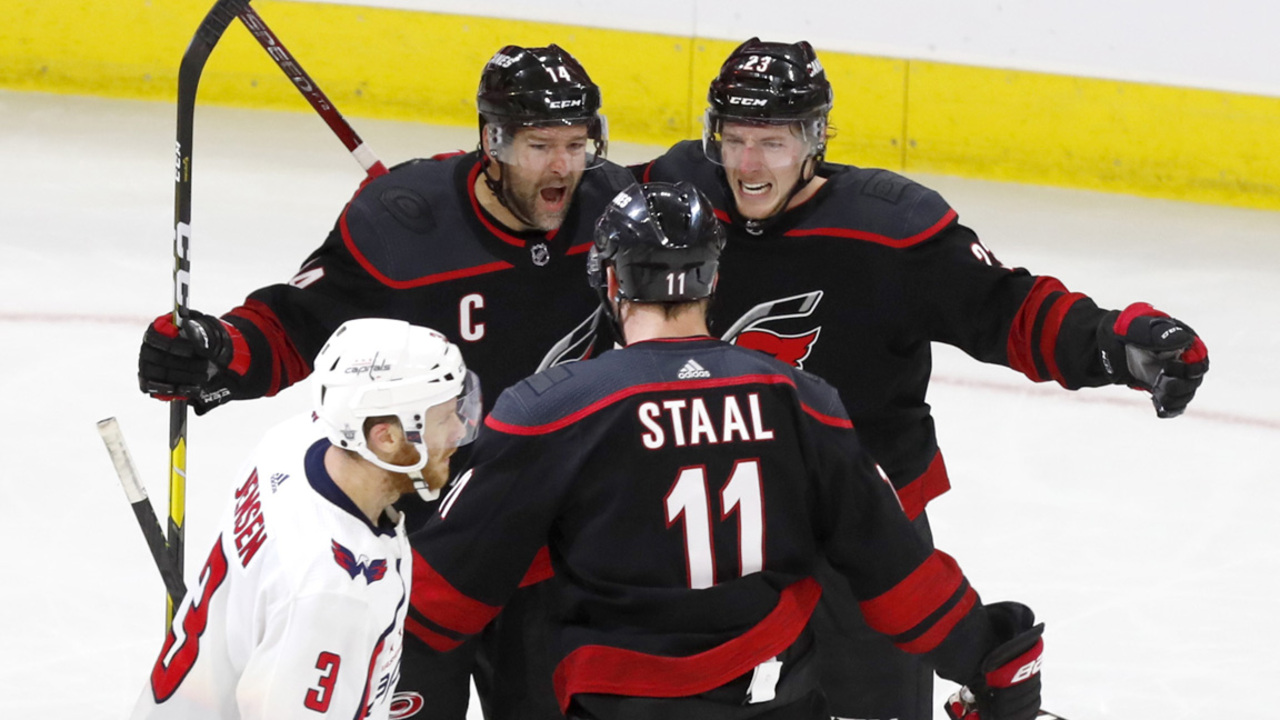 Canes' Aho and Teravainen know they can be better. Game 6 was a step in the right direction.