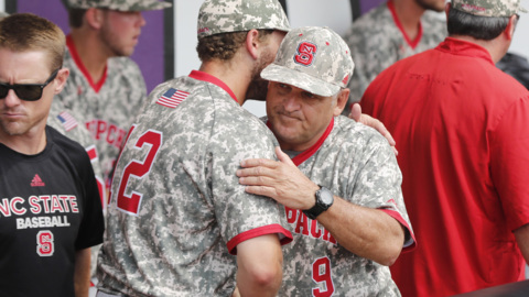 NC State's Avent: 'It is just tough when it ends'