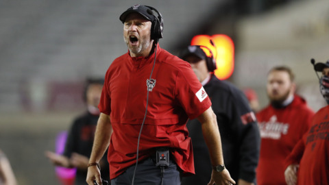 NC State's Doeren on the loss to Virginia Tech