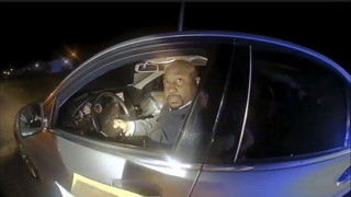Bodycam video shows why police stopped NAACP leader