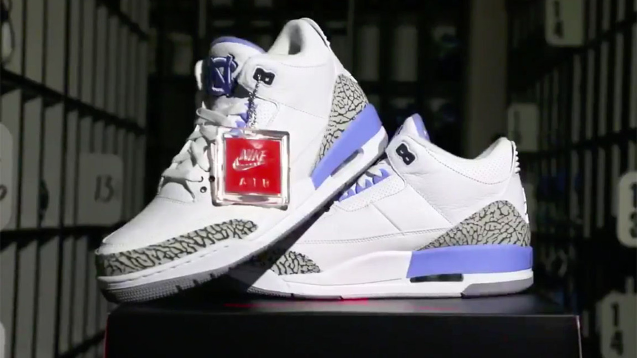 d282c9b2a39 Exclusive Air Jordan 3 retros for UNC football | Durham Herald Sun