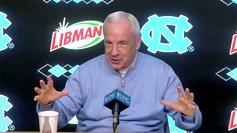 'On the court, it's vicious': UNC's Roy Williams on the Duke-Carolina rivalry